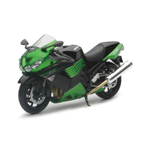 1/12 Kawasaki ZX-14R Multi-Colored