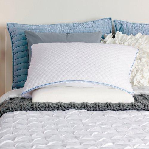 sealy half and half bed pillow walmart com