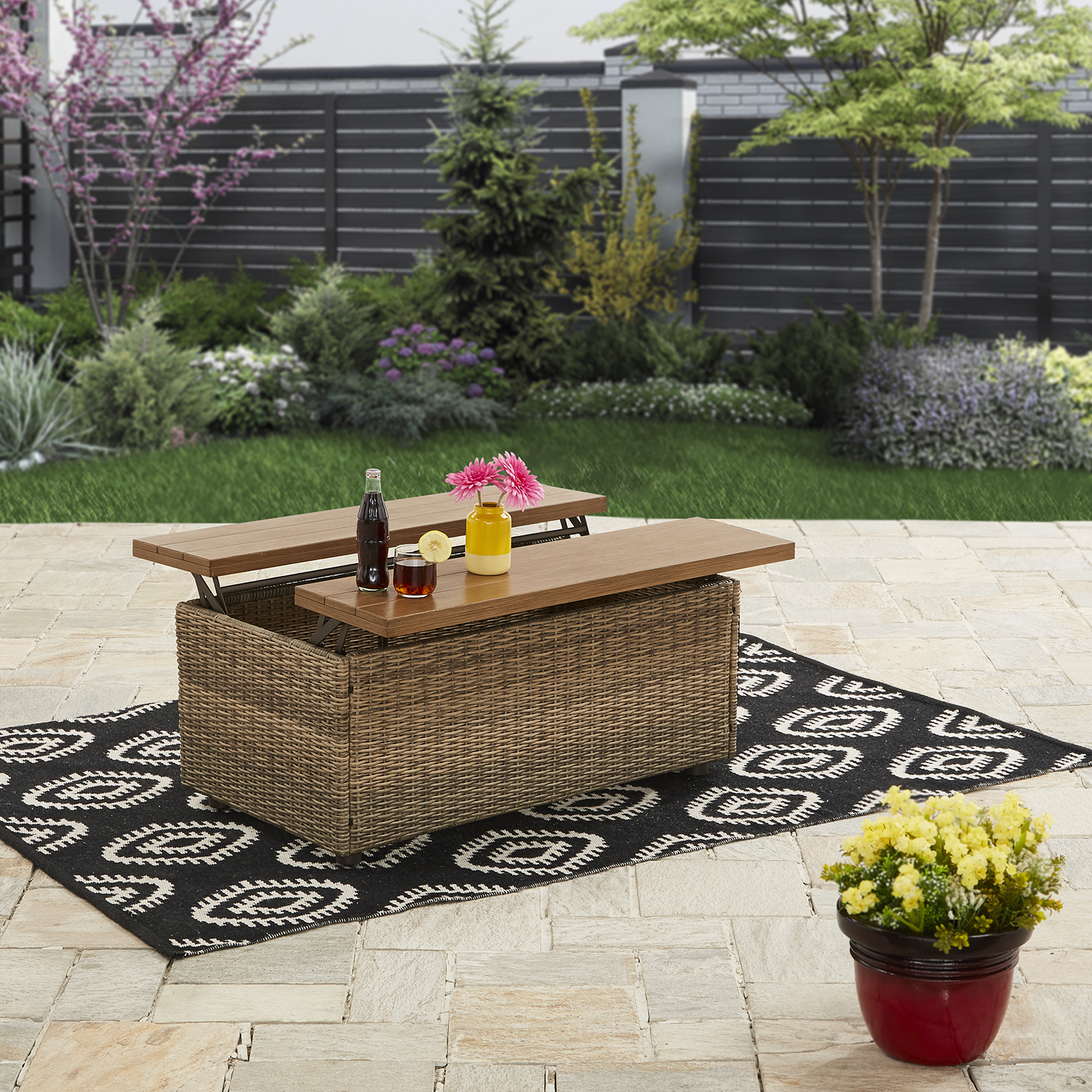 Better Homes and Gardens Adley River Outdoor Deck Box