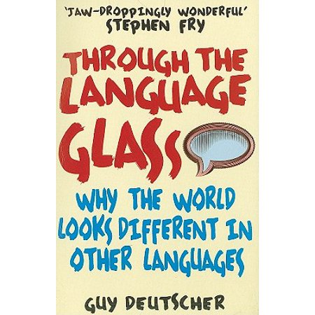 This Is Halloween Different Languages (Through the Language Glass : Why the World Looks Different in Other)