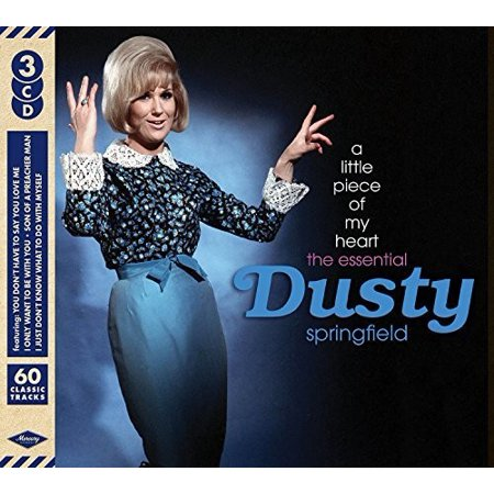 Little Piece Of My Heart: Essential Dusty (CD)