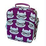 Bentology 229639 Insulated Lunch Bags Kitty - 10 x 8 x 2 in.