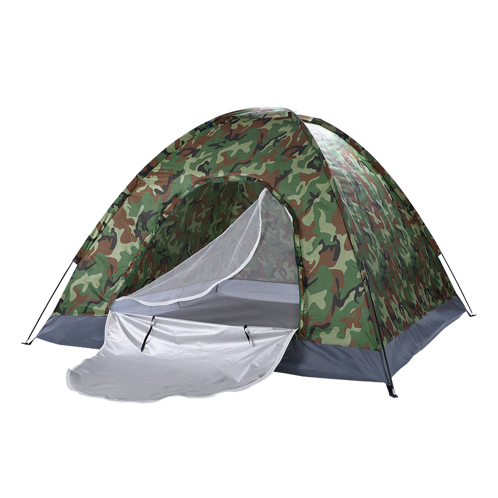 Details about  /Ultralight Tent Shipping Stands Canvas Camping Tents For Persons With Free Mat