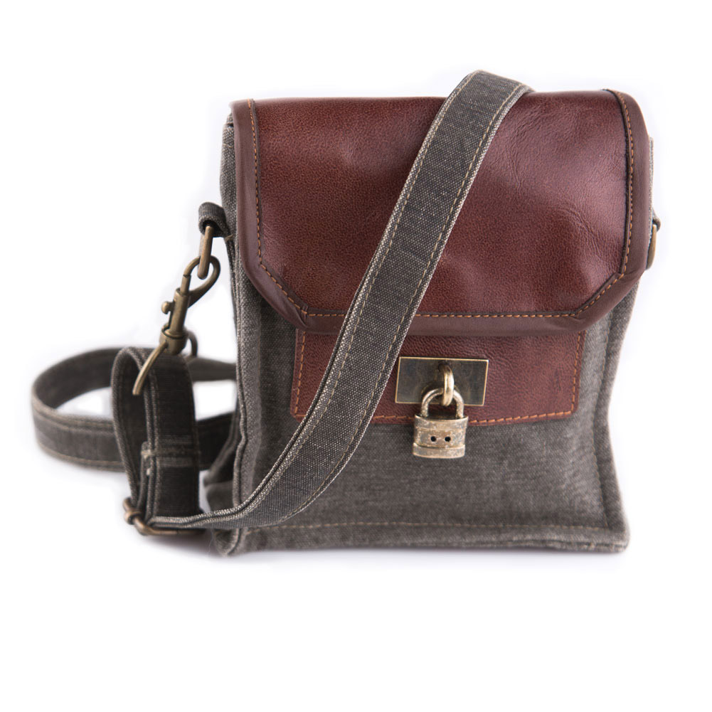 Locksmith Crossbody Bag