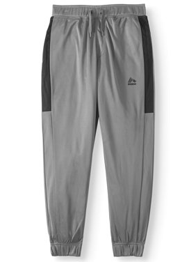 RBX Tricot Joggers with Contrast Taping (Little Boys & Big Boys)