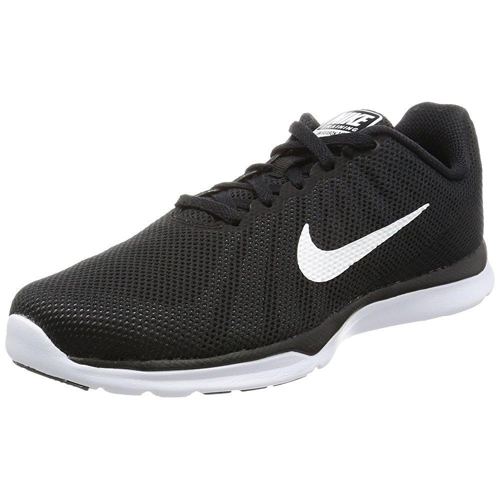 Nike women's in-season tr 6 cross training shoe, black/wh...