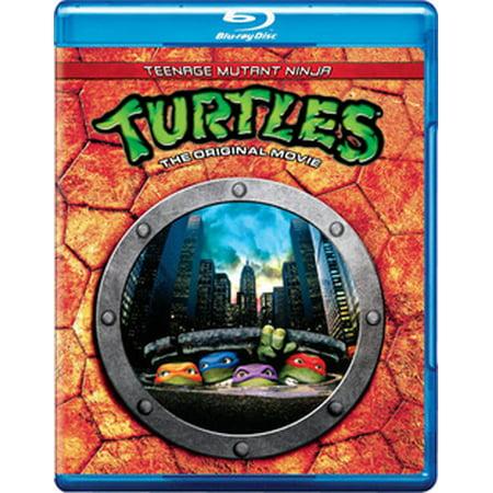 Teenage Mutant Ninja Turtles: The Original Movie (Blu-ray) - Ninja Turtles Movie For Kids