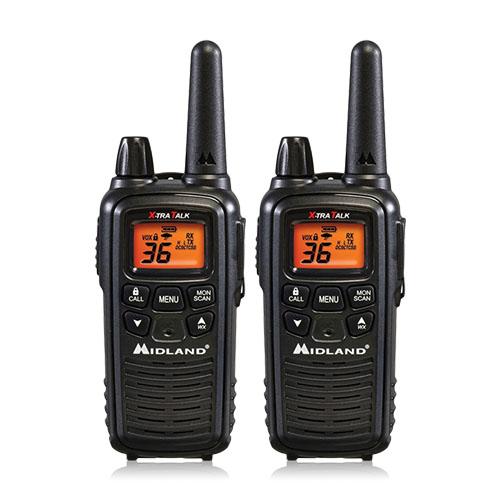 Midland LXT600VP3 2Way Radio by Midland
