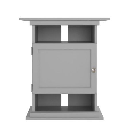 Ameriwood Home Flipper™ 10/20 Gallon Aquarium Stand, Dove Gray