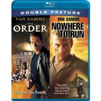 The Order / Nowhere to Run (Blu-ray)
