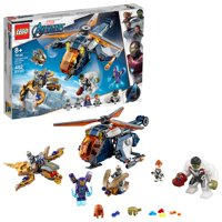 Deals on LEGO Super Heroes Avengers Hulk Helicopter Rescue 76144