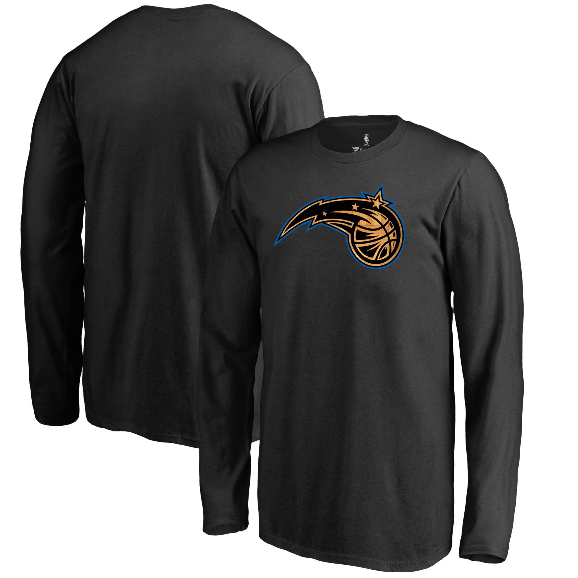 Orlando Magic Fanatics Branded Youth Hardwood Long Sleeve T-Shirt - Black