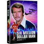 The Six Million Dollar Man: The Complete Fourth Season (Full Frame)