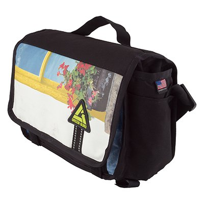 (Green Guru Bag Pannier Kickstand Cooler)