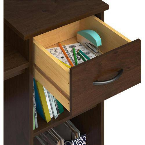 ... Multiple Finishes Mainstays Student Desk With Easy Glide Drawer, Multiple  Finishes ...