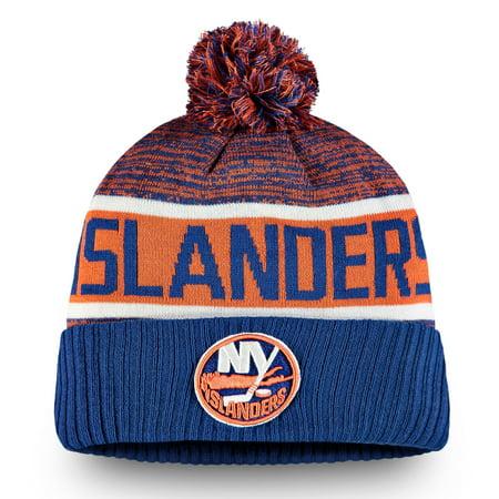 b53e4cdf11c New York Islanders Fanatics Branded Authentic Pro Rinkside Goalie ...