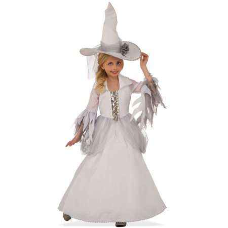 White Witch Child Costume](Snow White Witch Mask)