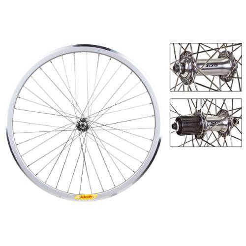 Wheel Master Wheelset 700 Velo Deep-V Sl Machined 36 5700 Silver