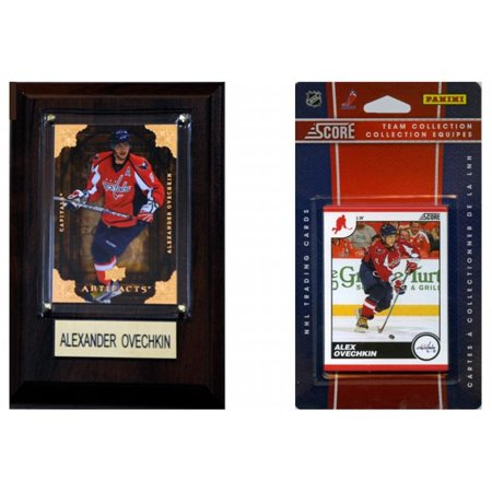 C & I Collectibles 10CAPSFP NHL Washington Capitals Fan Paquet - image 1 de 1