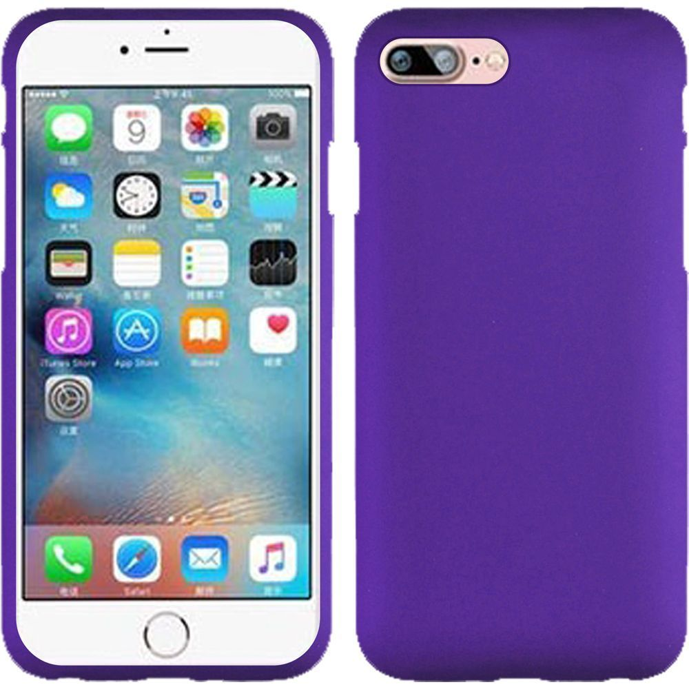 iPhone 8 Case, iPhone 7 Case, by Insten Hard Case For Apple iPhone 8 / iPhone 7 - Purple