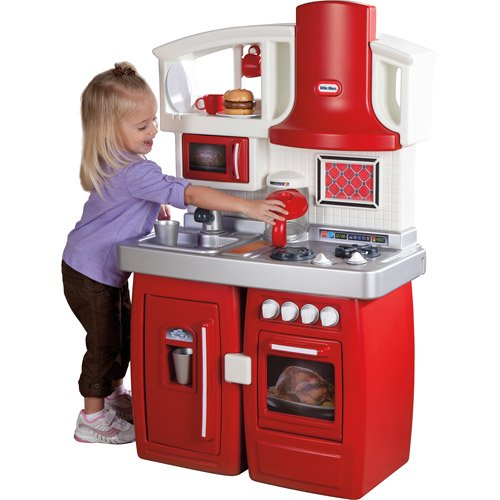 Little Tikes Cook N Grow Kitchen With 26 Piece Accessory Set