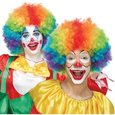 Clown Wig Halloween Costume Accessory (Halloween Costumes Clown Wig)