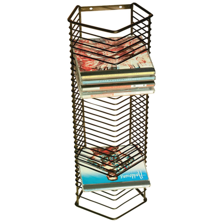 Atlantic 1209 Onyx 35-CD Wire Storage Tower