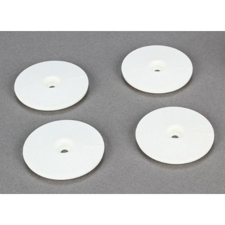 Wheel Disk, White (4): 22SCT Multi-Colored