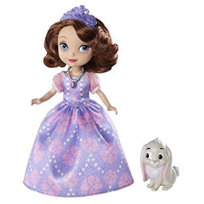 Mattel disney sofia the first sofia doll and clover the r...