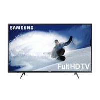 Deals on Samsung UN43J5202AFXZA 43-in LED 1080p Smart HDTV Refurb
