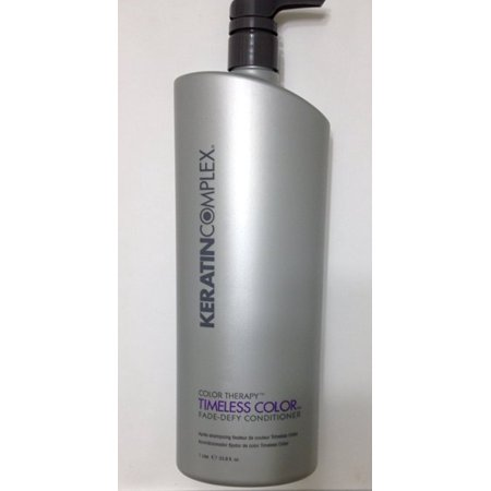 Keratin Complex Color Therapy TIMELESS COLOR Conditioner 33.8oz