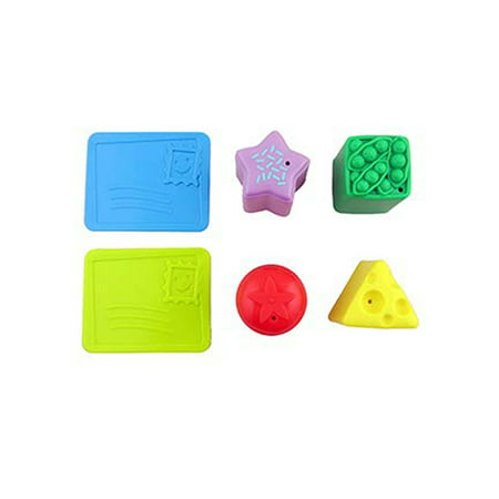 Fisher-Price Laugh & Learn Smart Learning Home - Replacement Shapes Letters