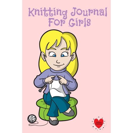 Knitting Journal for Girls : 5 Months, 150 Lined Journaling Pages for Designing Your Unicorn Knitting Patterns, Writing Down Cute Quotes, Funny Girl Fashion Ideas & More - 6x9 Inches Diary, Agenda, Notebook for Children - 50's Fashion Ideas
