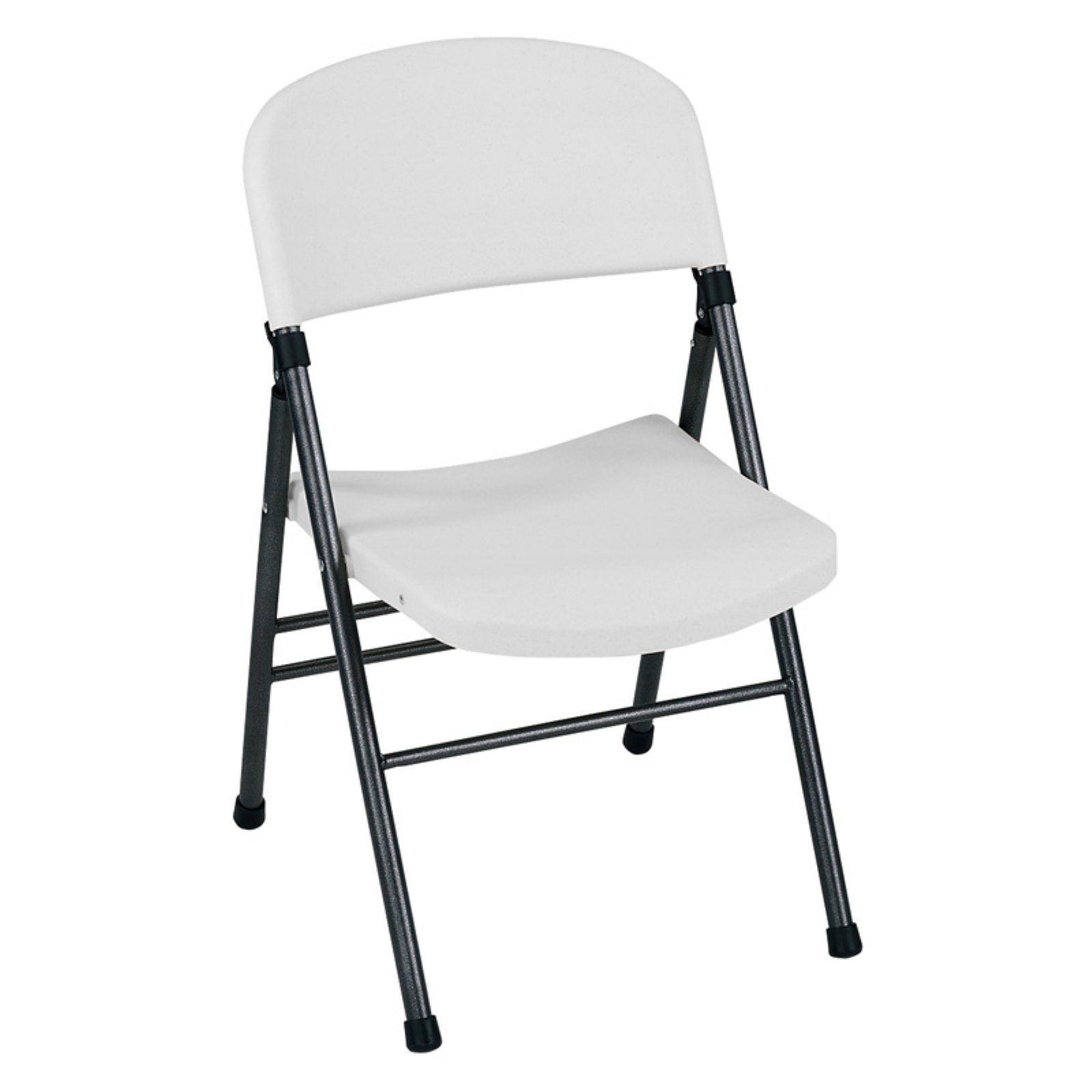 Product Image Cosco Commercial Molded Resin Folding Chair White Set of 4  sc 1 st  Walmart & Folding Tables u0026 Chairs - Walmart.com