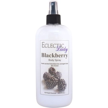 Blackberry Body Spray, 16 ounces ()