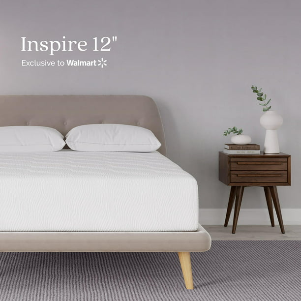 "Signature Sleep Gold CertiPUR-US Inspire 12"" Memory Foam Mattress, Multiple sizes - Full"