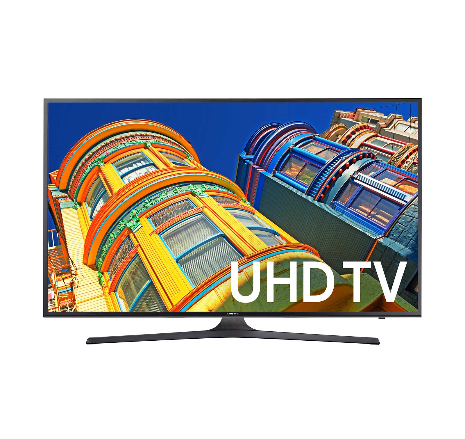 "SAMSUNG 60"" 6300 Series - 4K Ultra HD Smart LED TV - 21600p,120MR (Model#:UN60KU6300)"