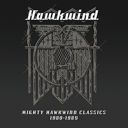 Mighty Hawkwind Classics 1980-1985 (Vinyl) (Limited Edition)