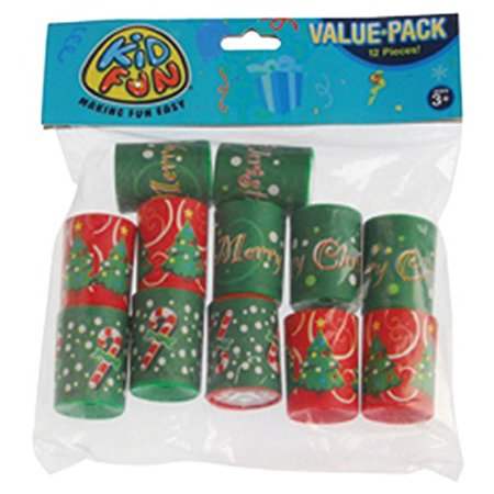 Lot Of 12 Assorted Christmas Theme Mini Prism Kaleidoscopes](Christmas Party Theme Ideas)