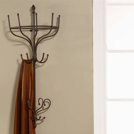 Hat Rack Walmart Custom Giftcraft Coat And Hat Rack Walmart