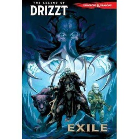Dungeons & Dragons the Legend of Drizzt 2: Exile