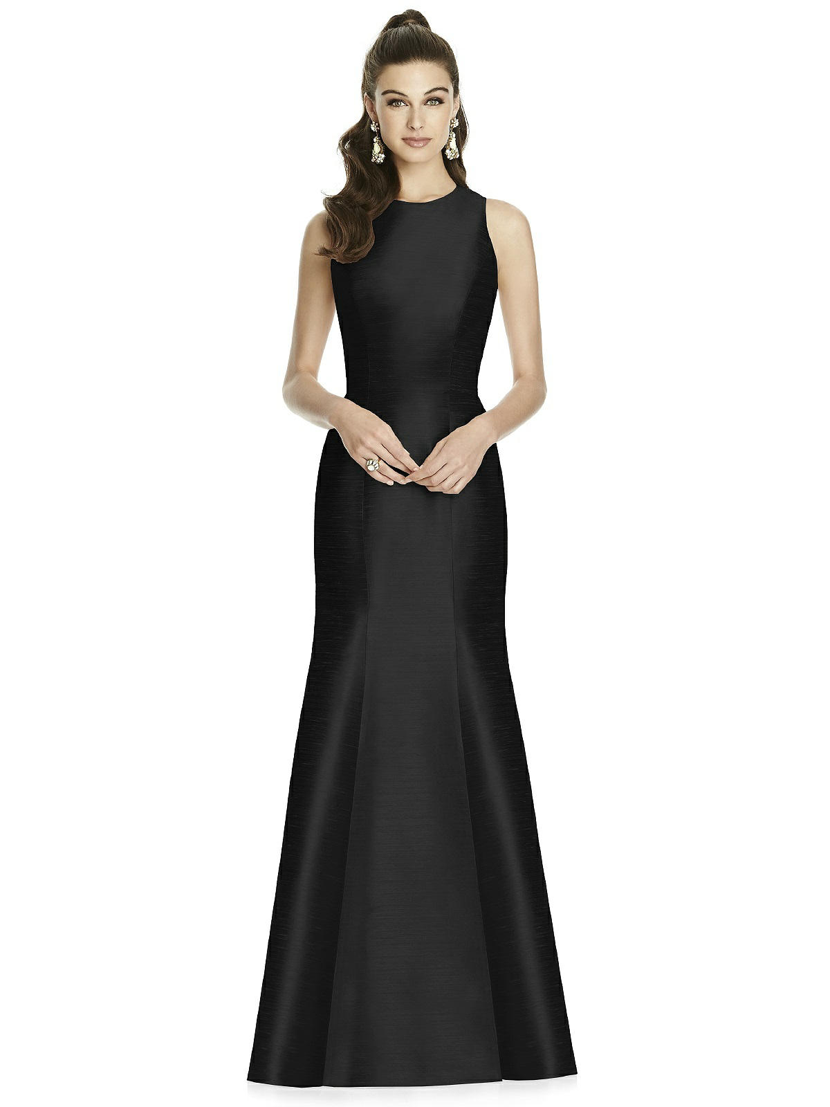 Alfred Sung Bridesmaid Dress Style D734