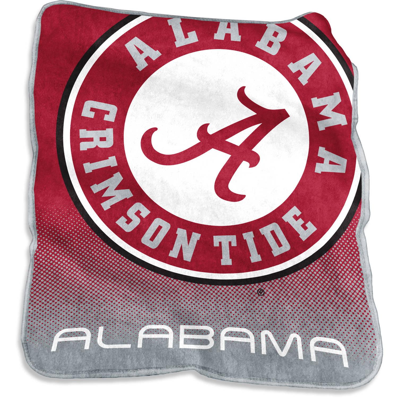 Alabama Raschel Throw