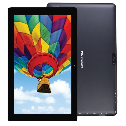 Nuvision TM106A510LBK Atom Quad-Core 1.83GHz 1GB 16GB 10....