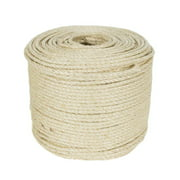 Clearance! Cat Scratching Post Sisal Rope - Hemp Rope for Cat Tree and Tower Cat Toys