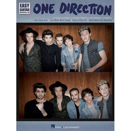 One Direction - Easy Guitar with Tab