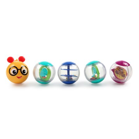 Baby Einstein Roller-pillar Activity Balls Toy