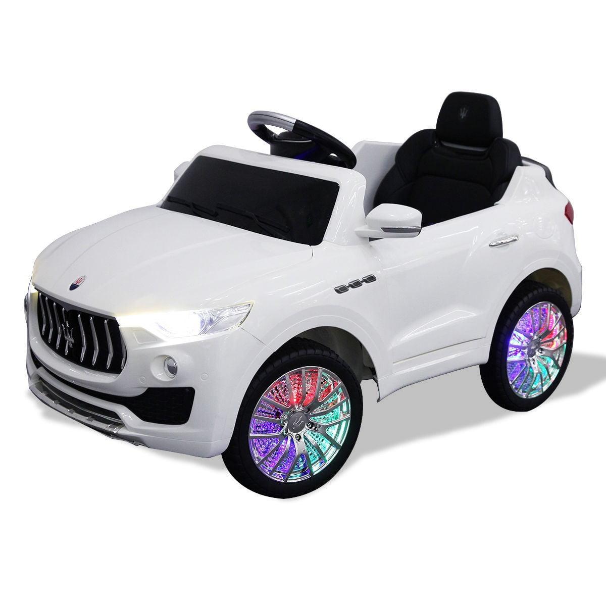 6 V Licensed Maserati Kids Ride on Car - Blue