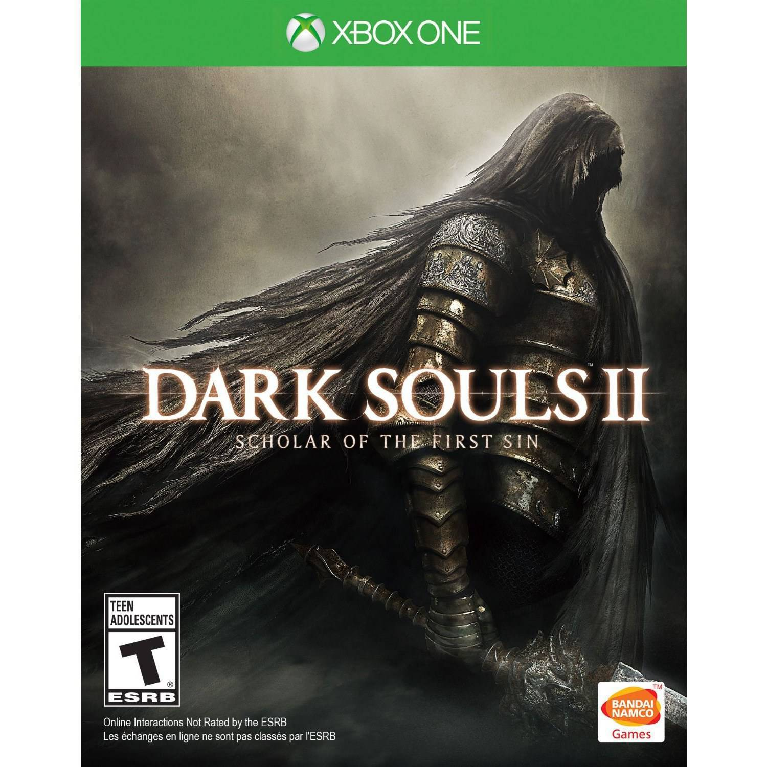 Dark Souls II Scholar of the First Sin (Xbox One) - Pre-Owned