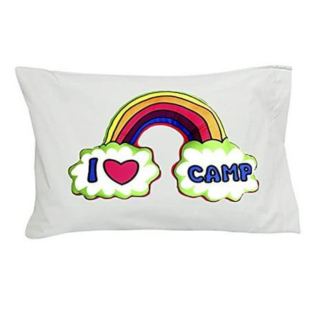 Champ Autograph - Camp Autograph Pillowcase (Rainbow)